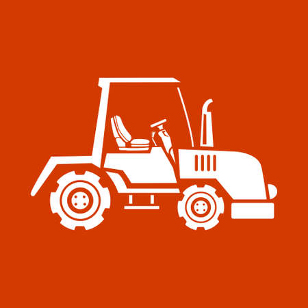 horticulturist: tractor icon