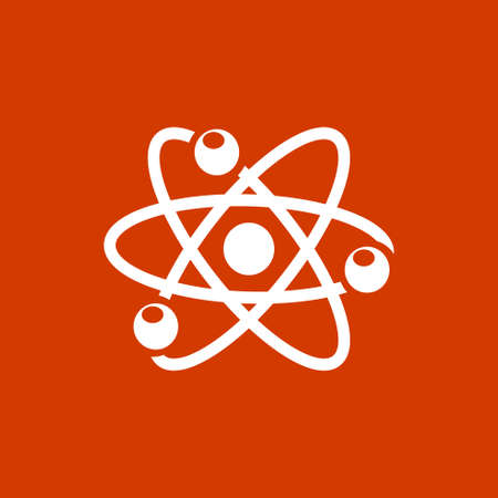 atom icon Иллюстрация