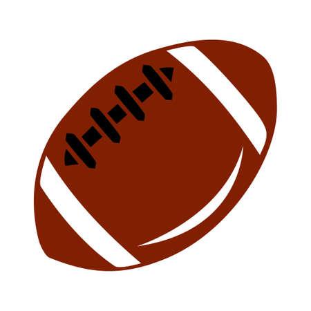 american football icon Ilustração