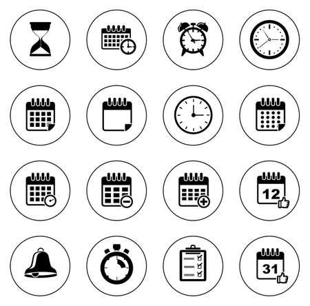 Event Icons illustration
