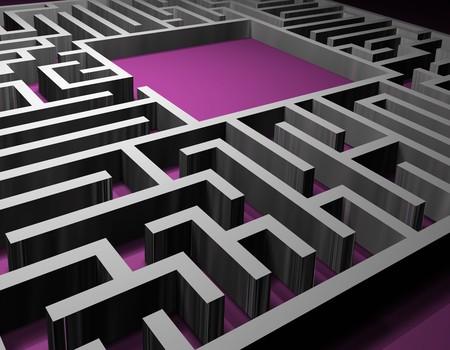 complicated: Maze