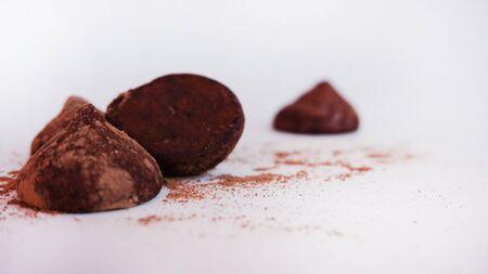 Truffles cacao 2 - with fine cacao powder