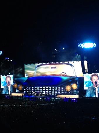 bon: Bon Jovi Because We Can Tour at Metlife Stadium