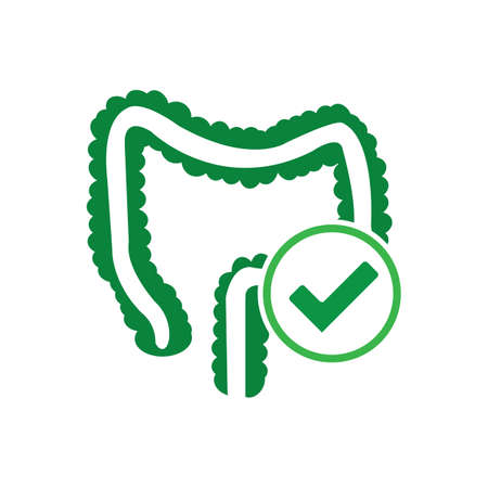 Probiotic bacteria culture vector icon, health, nutrition icon Stock fotó - 144711542