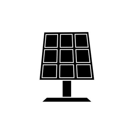 Solar panel renewable energy vector icon Stock fotó - 144711686
