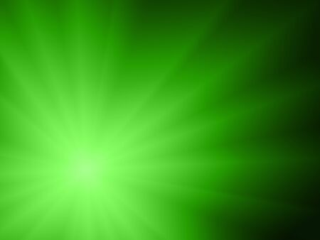 abstract green glowing light background Stock Photo - 13193927