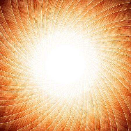 raggio: incandescente luce e tessuti sfondo raggio di torsione