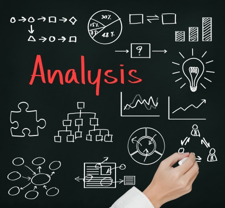 ビジネス手書きの分析概念
