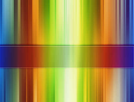 Colorful rainbow background with stripe for text Stock Photo - 17380456