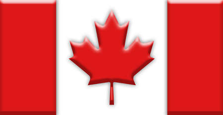 National Flag of Canada photo