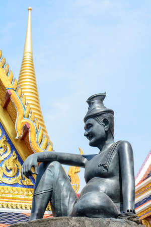 in wat phra kaew: Wat Phra Kaew Editorial