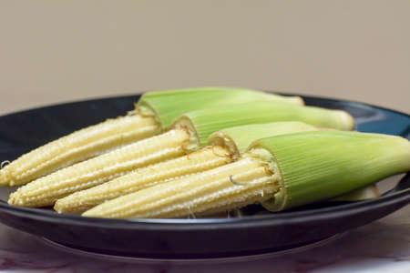 baby corn: Baby corn
