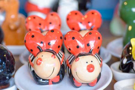 handwork: Ceramic dolls handwork product