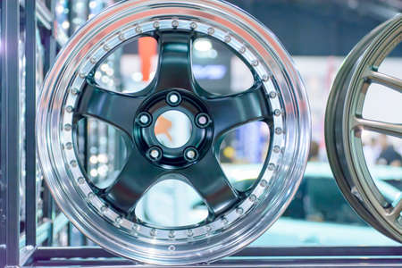 mag: Magnesium alloy wheel or mag wheel or max wheels of Car