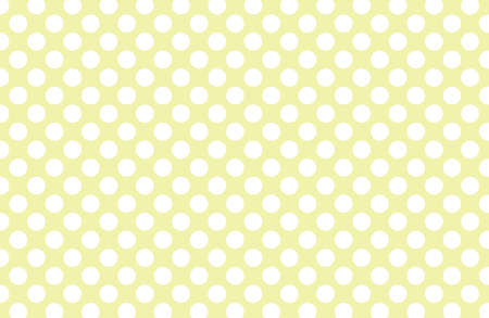 patterns and colors: Polka dot with color pastel background  its seamless patterns. Stock Photo