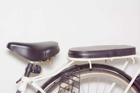 saddle: Bicycle saddle