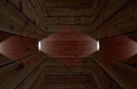 downlight: Wood texture  downlight