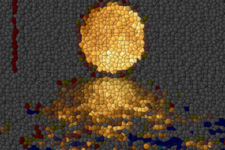 mosaic: Abstract Mosaic