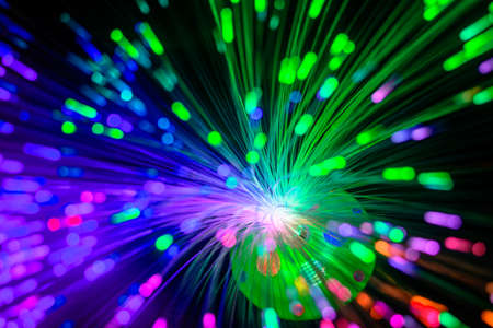 spectral color: LED Stock Photo