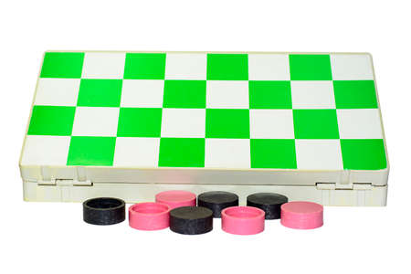checkers: Checkers box