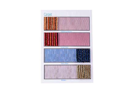 wool rugs: Carpet samples