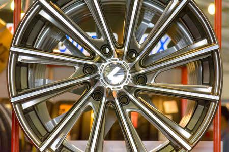 alloy wheel: Magnesium alloy wheel or mag wheel or max wheels of Car.