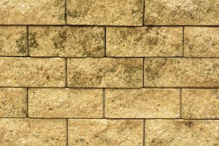 working stiff: Stone wall texture made from stiff stone.