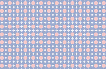 polkadot: Abstract pastel color background it is patterns. Stock Photo