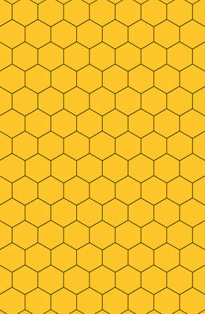 monocrome: Color abstract paterns. Hexagon, Texture, Shape, Honeycomb.