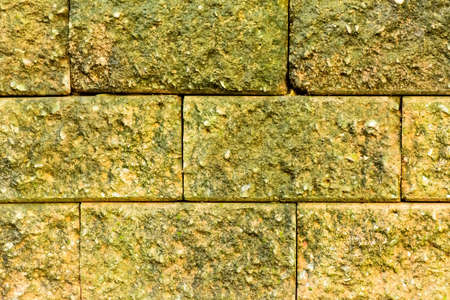 working stiff: Stone wall texture made from stiff stone.