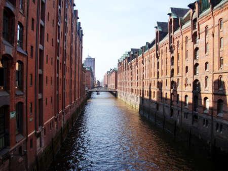german north sea region: Hamburg