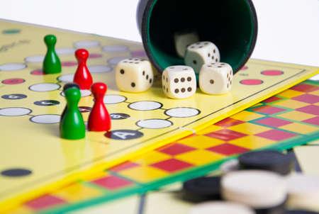 boardgames: Various boardgames