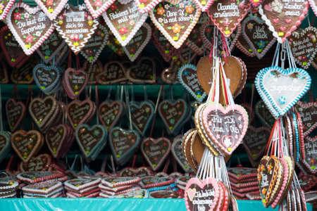 i nobody: Gingerbread hearts