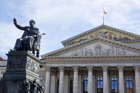 munich: Opera in Munich - Germany