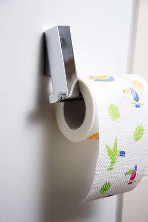 papel higienico: papel higi�nico