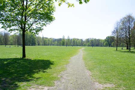 munich: Munich in spring