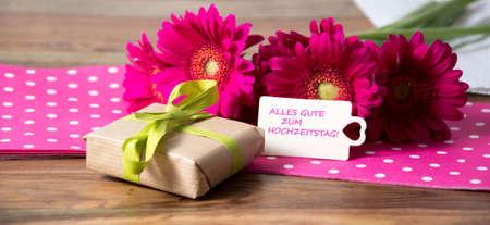 flores de cumpleaños: bonita decoración