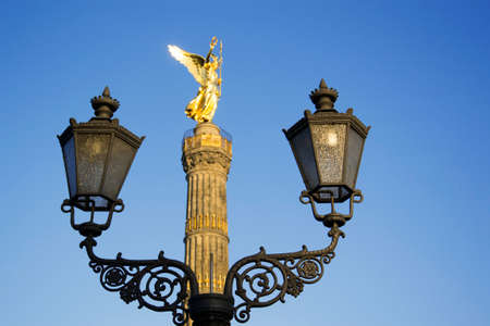 winning location: angel in Berlin