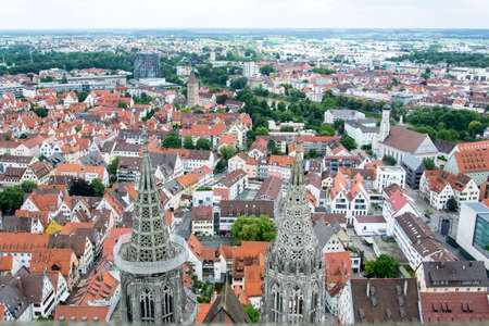 panorama of Ulm
