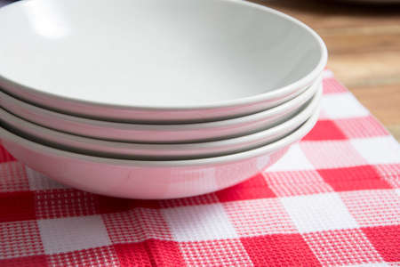 plate: soup plate