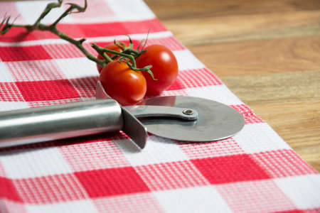cutter: pizza cutter