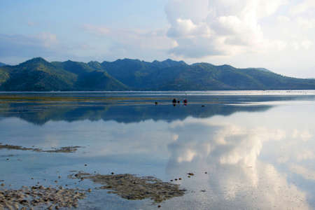 gili air, indonesia Stock Photo