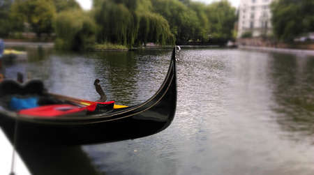 klein Venedig in London Stock Photo - 87301519