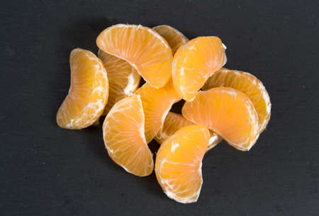 tangarine or mandarin fruit