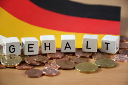 Gehalt- the german word for salary