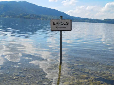 Erfolg- the german word for success