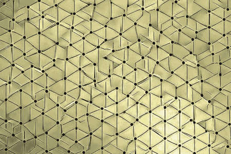 Texture of seamless triangle  pattern