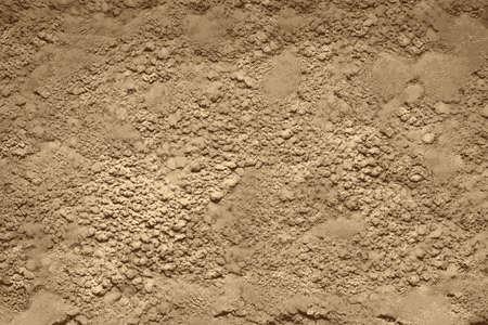 Clay powder texture