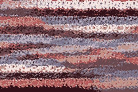 Crocheted texture Imagens