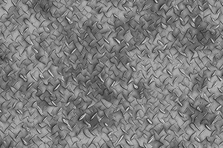 Abstract texture of metal steel floor